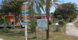 little-farmers-cay-entrance-sign